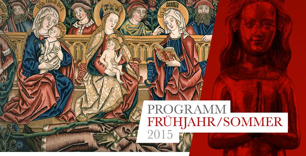 Programm Frühjahr / Sommer 2015