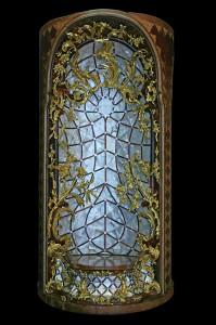 Drehtabernakel aus der Werkstatt des Abraham Roentgen