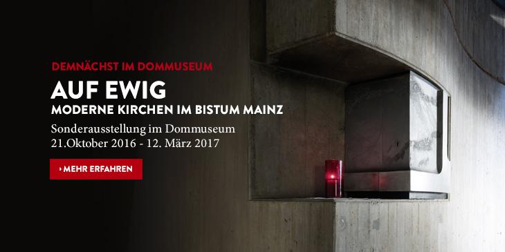 Auf Ewig - Moderne Kirchen in Bistum Mainz